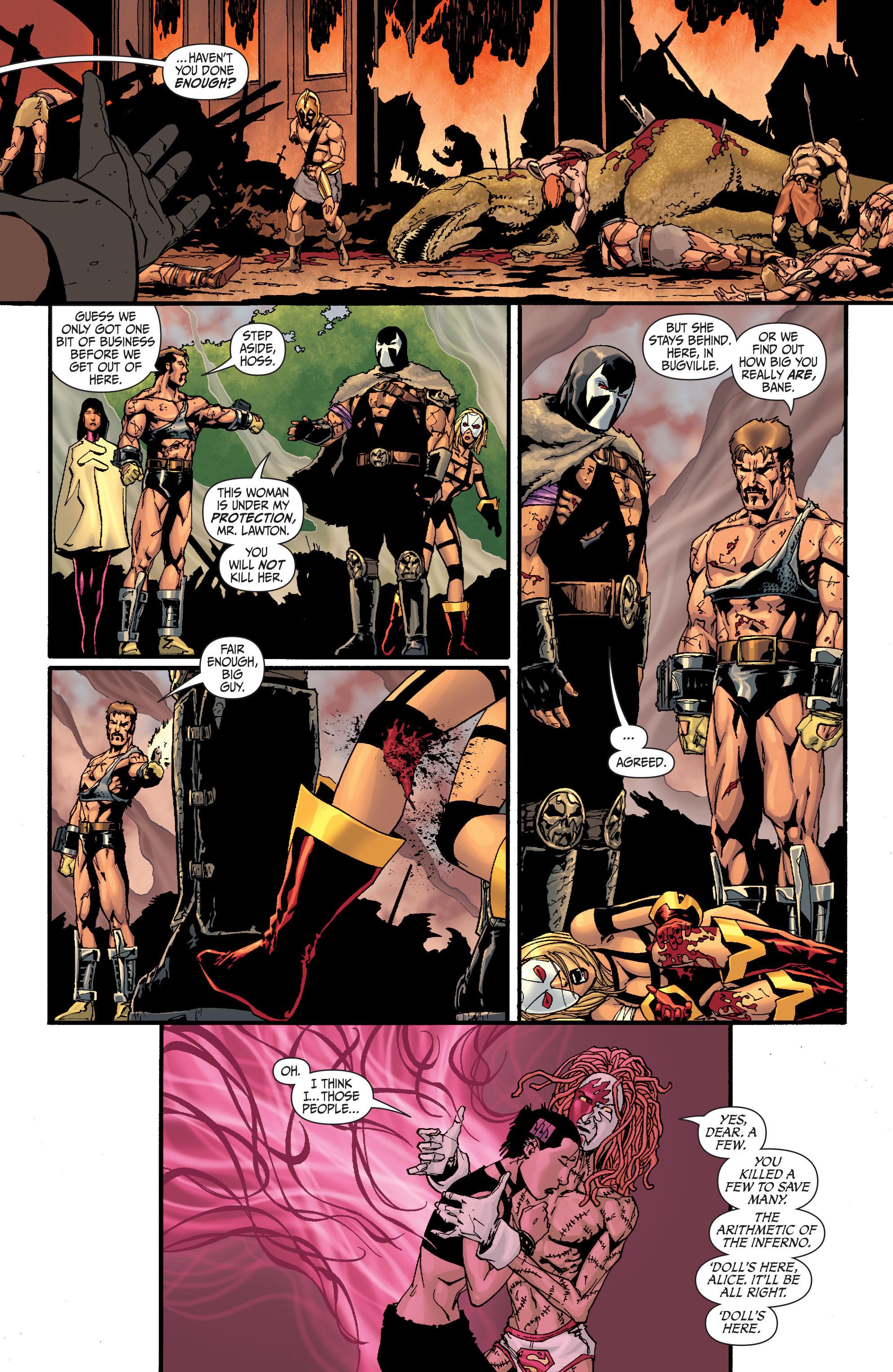 Read online Secret Six (2008) comic -  Issue #28 - 17