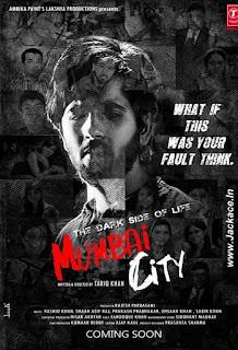 The Dark Side Of Life: Mumbai City First Look Poster 3