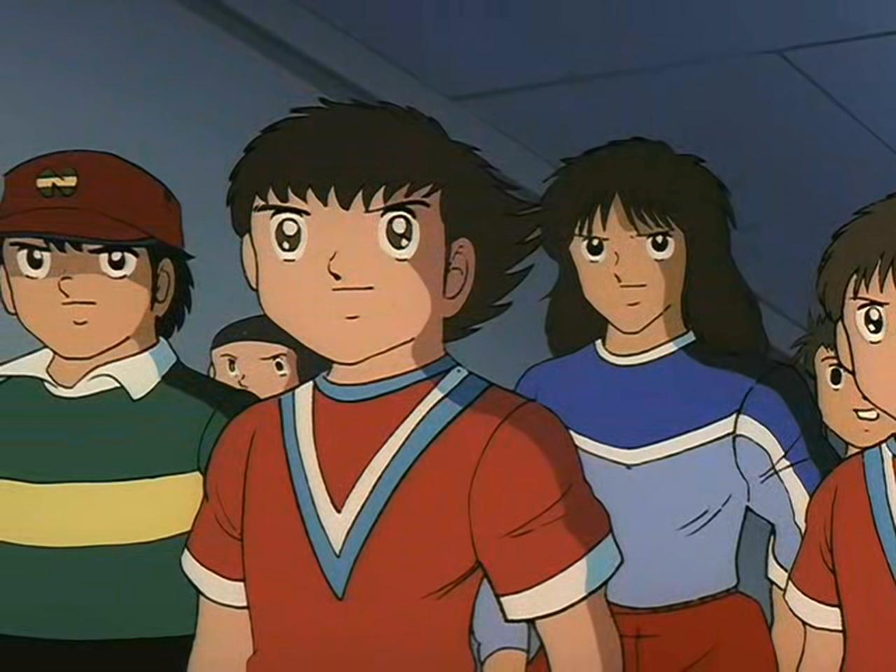 Captain Tsubasa - Peliculas