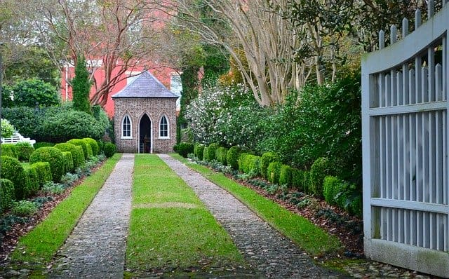 Heritage house in South Carolina
