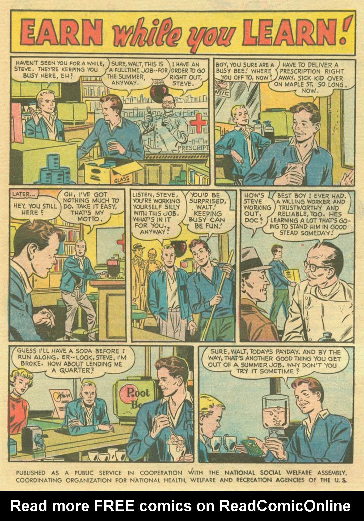 Read online Action Comics (1938) comic -  Issue #231 - 16