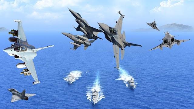 Ο Αντγος ε.α. Λ. Τζούμης για τα σενάρια κατάρριψης αεροσκάφους ή βύθισης πλοίου από την Τουρκία