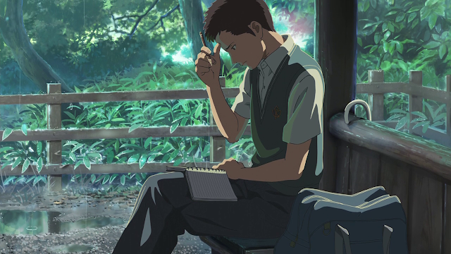 Garden of Words: The Student and Teacher Love Story You Wouldn't Hate