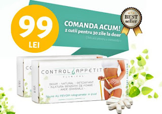 Pareri Control Appetit Clinical capsule de slabit