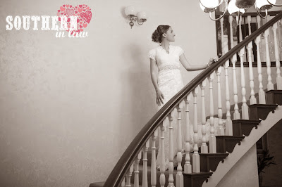 Wedding Recaps - The Dress! Allure Bridals M476