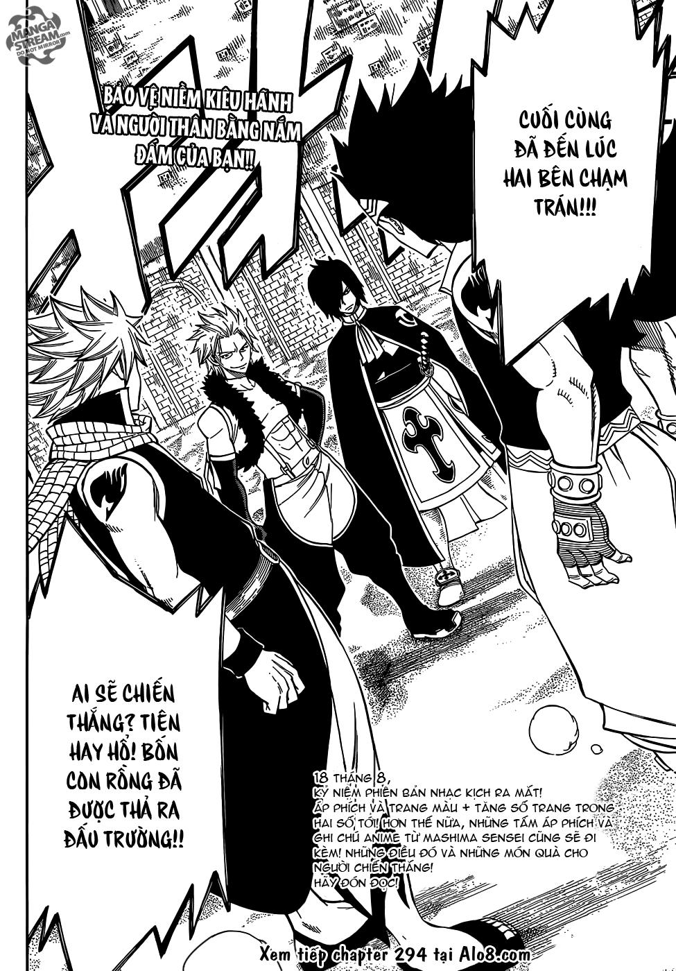 Fairy Tail chap 293 trang 19