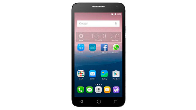 firmware - rom stock Alcatel OT POP (3) 5015a