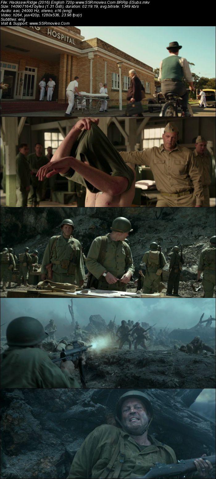 hacksaw ridge hindi dubbed full movie download 720p