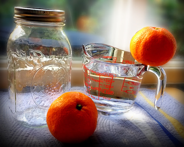 How to Make Your Own Orange Vodka and Orange Liqueur