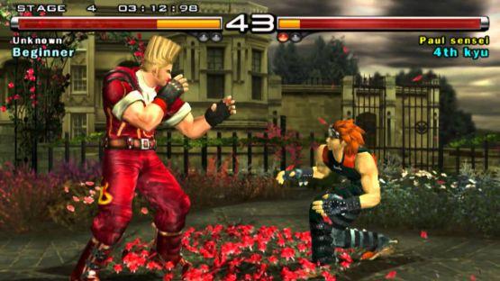 Tekken 5 screenshot 3
