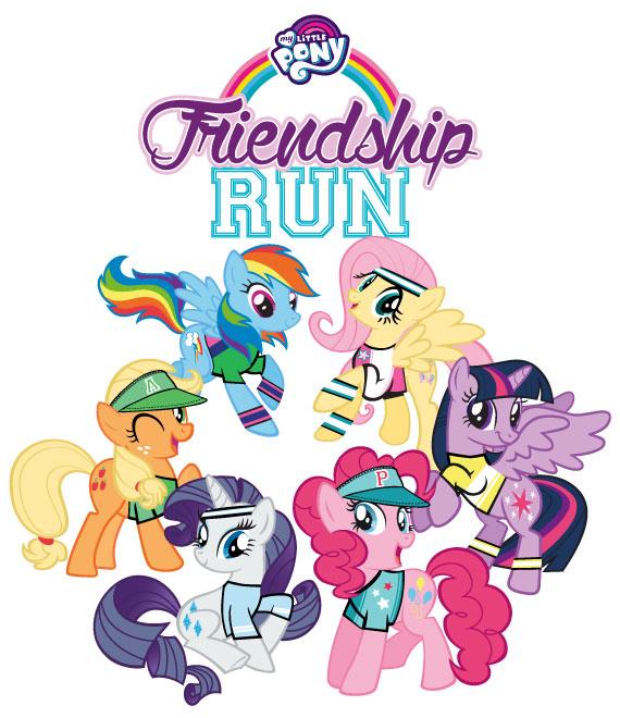 My Little Pony Friendship Run • 2018