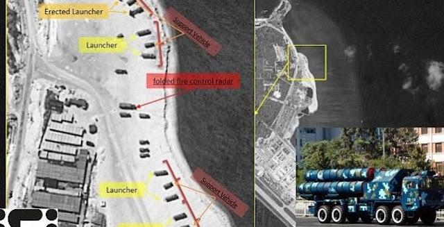 Armada Tempur Pulau Buatan