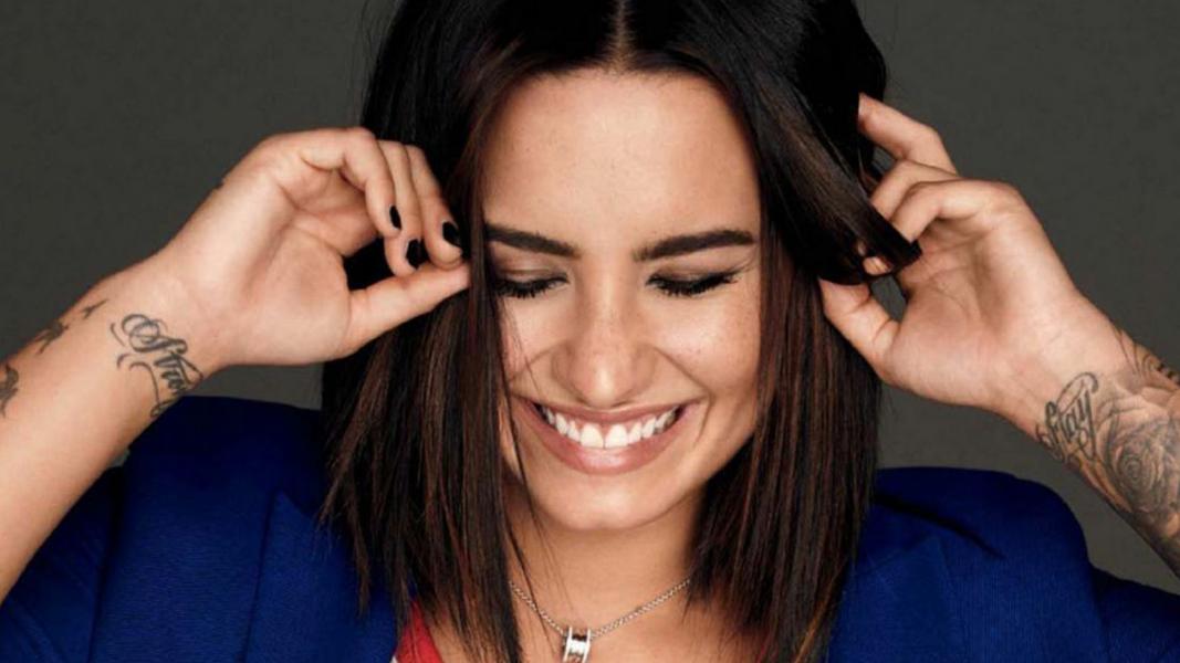 Demi Lovato, Jax Jones e Stefflon Don se jogaram no samba mesmo, hein? Brasil salvando o pop!