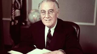 Franklin D. Roosevelt Status in English 2022