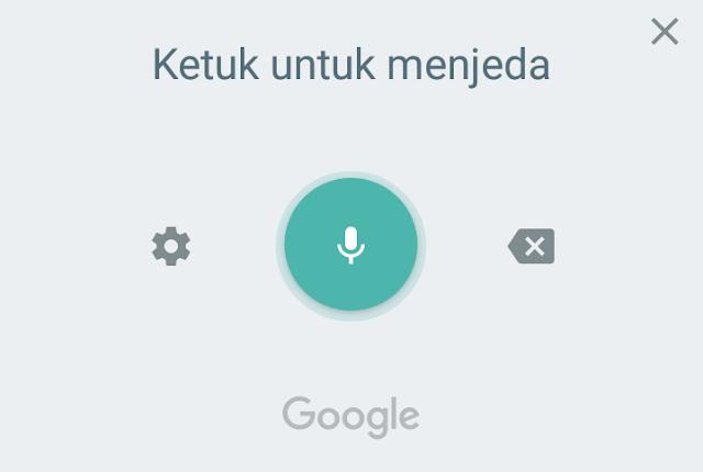 Cara buat artikel Blog/WEB hanya dengan Suara di HP Android