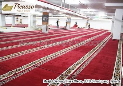 Penjual karpet masjid, Pasang Karpet Masjid, Karpet Tebal Untuk Masjid