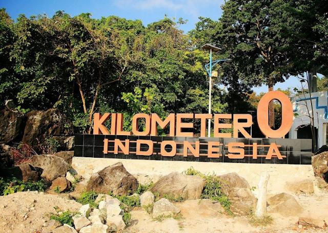 Wisata Kilo Meter Nol Sabang Aceh