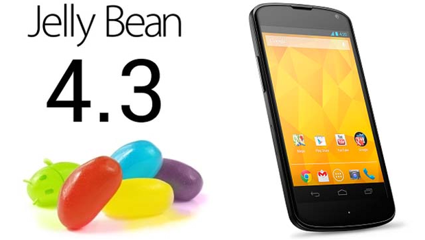 Android 4.3 Jeally Bean