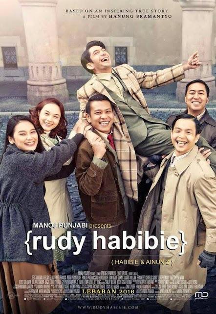 Download Rudy Habibie (2016) BluRay Full Movie Subtitle