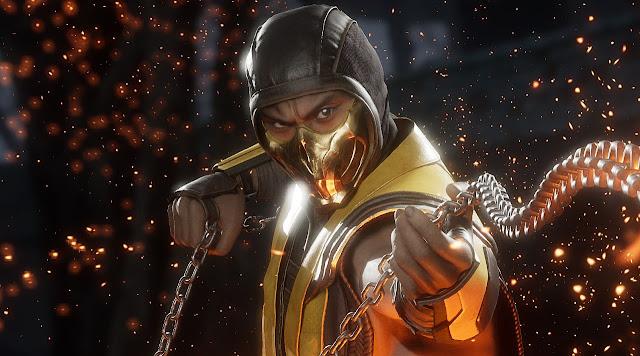 لعبة Mortal Kombat 11 تمازح Fortnite في احد الفيديوهات الترويجية..