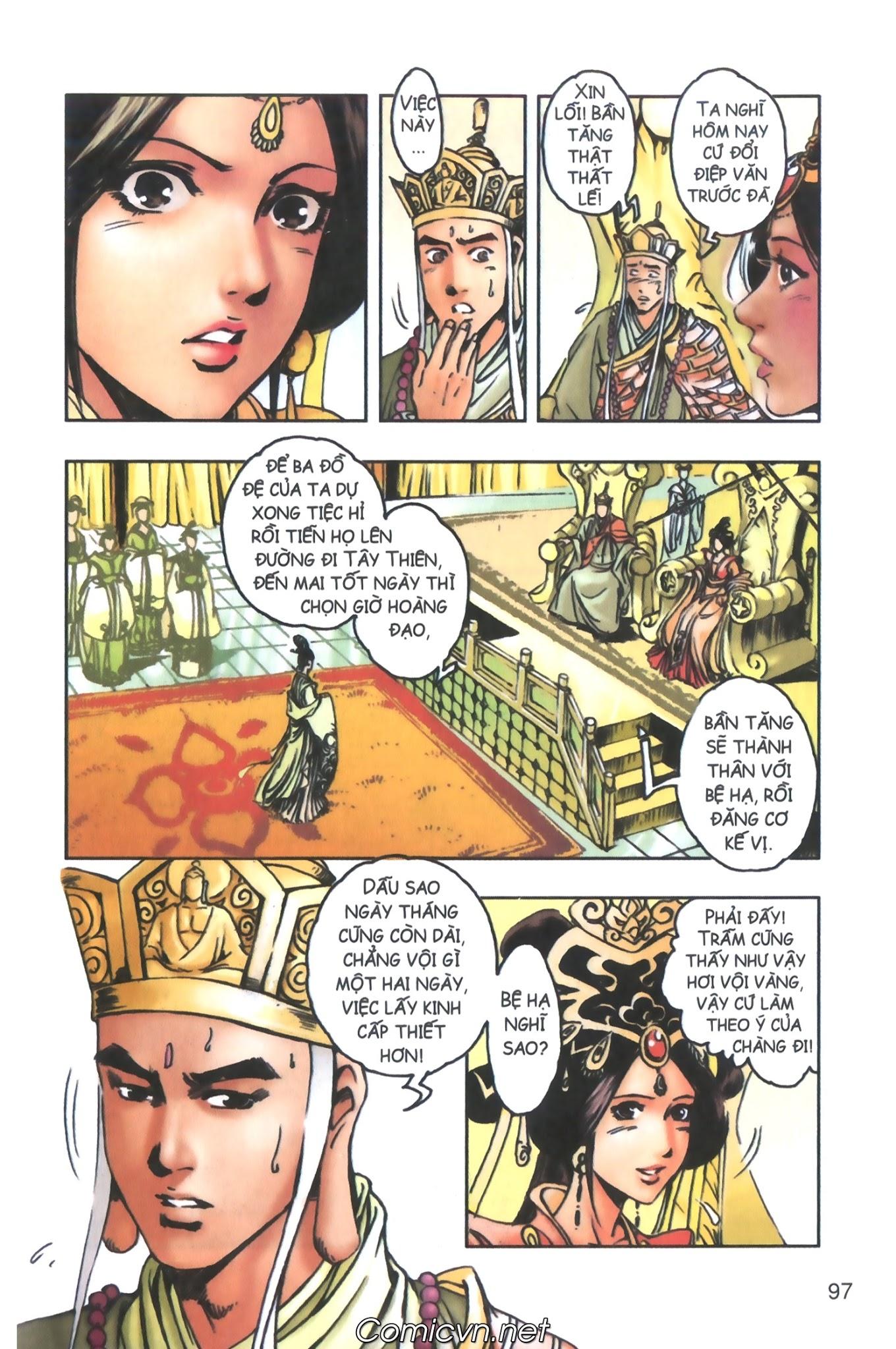 Tây Du Ký màu - Chapter 98 - Pic 27