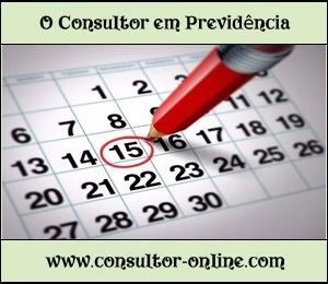 A Data Limite para Pagar Contribuição Previdenciária sem Atraso.