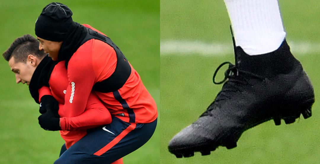 huge discount 0b6cf a0db2 Release Imminent - Kylian Mbappe Trains in Next-Gen Nike ...