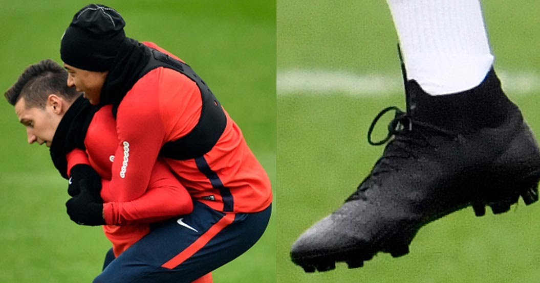 8703ba3fc Discount Release Imminent - Kylian Mbappe Trains in Next-Gen Nike Mercurial  Superfly VI 2018 World Cup Boots
