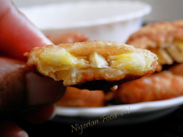Nigerian Battered Plantain, battered Plantain, Nigerian Plantain recipes, plantain recipes