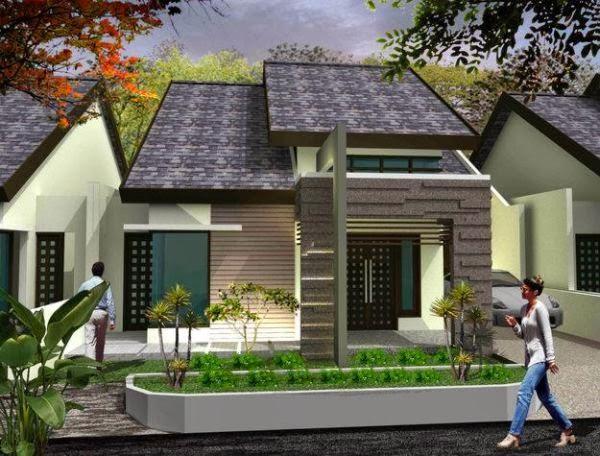contoh desan rumah minimalis 7