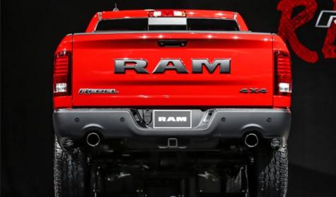 2016 Dodge Ram Rebel 2500 Specs