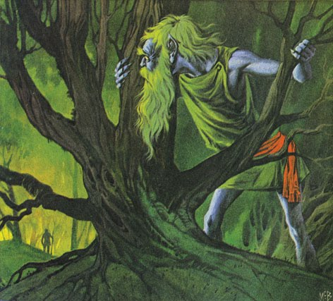 leshy slavic mythology myth and lore