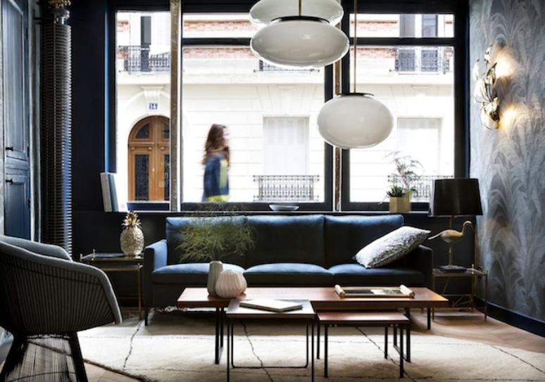 [Negocios bonitos] Hotel boutique Henriette en Par�s