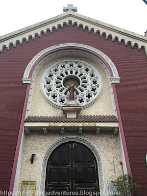 Saint Anthony Shrine exterior