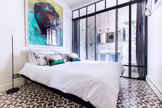 Bed and Breakfast em Paris