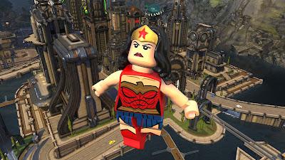 Download Game LEGO DC Super Villains PC
