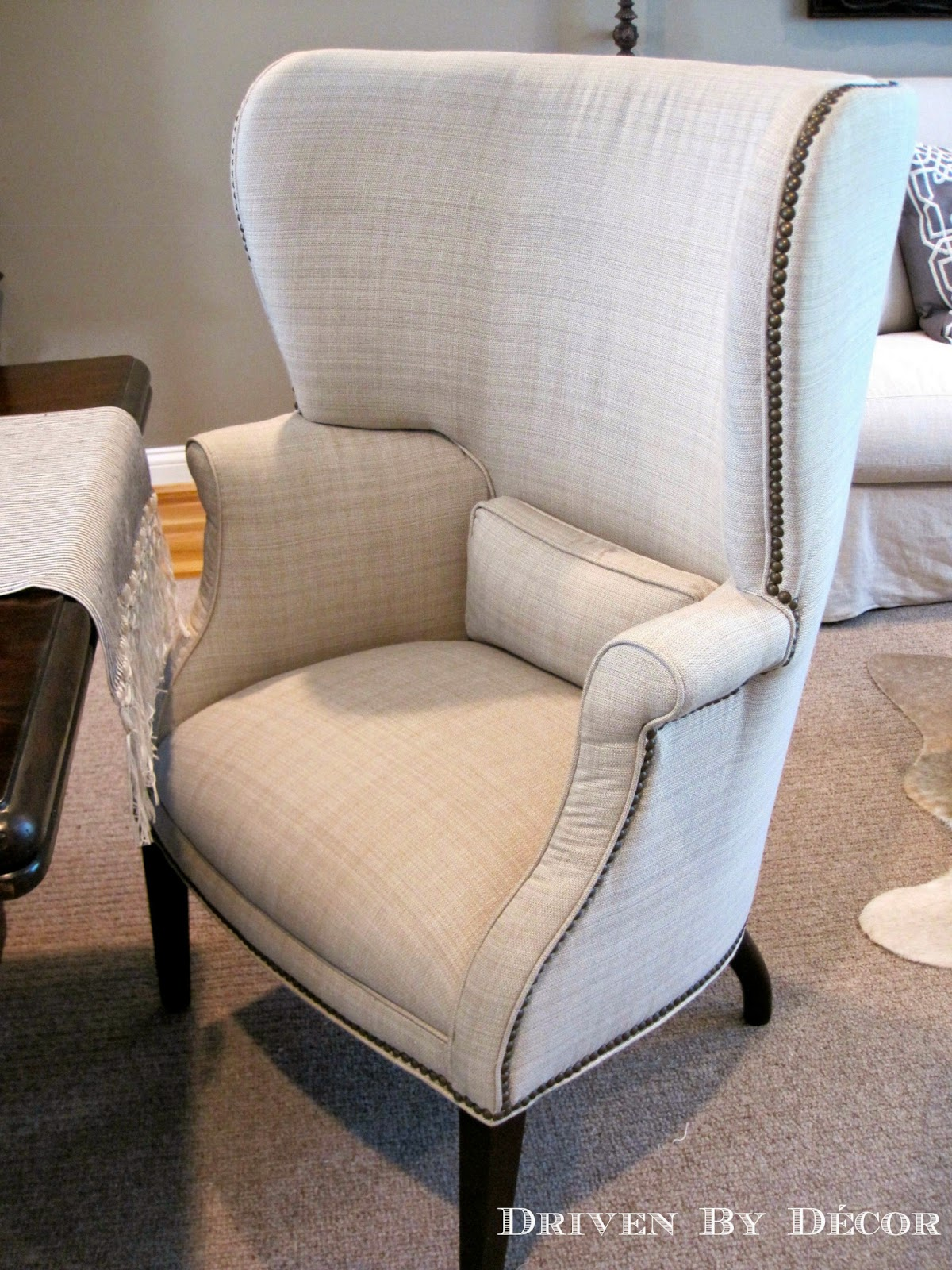 Set Of 2 Accent Dining Chair Fabric Tufted Modern Living ...