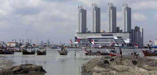 Reklamasi Teluk Jakarta Dibatalkan, Singapura Tertawa