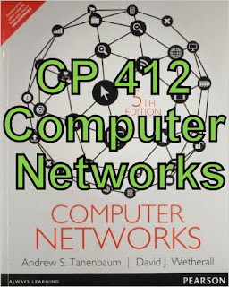 CP 412 Computer Networks, Books Recommended by IEI, How to Approach