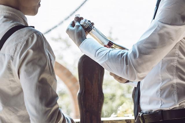wesele%2Balkohol - Czemu goście krytykują wesela bez alkoholu?