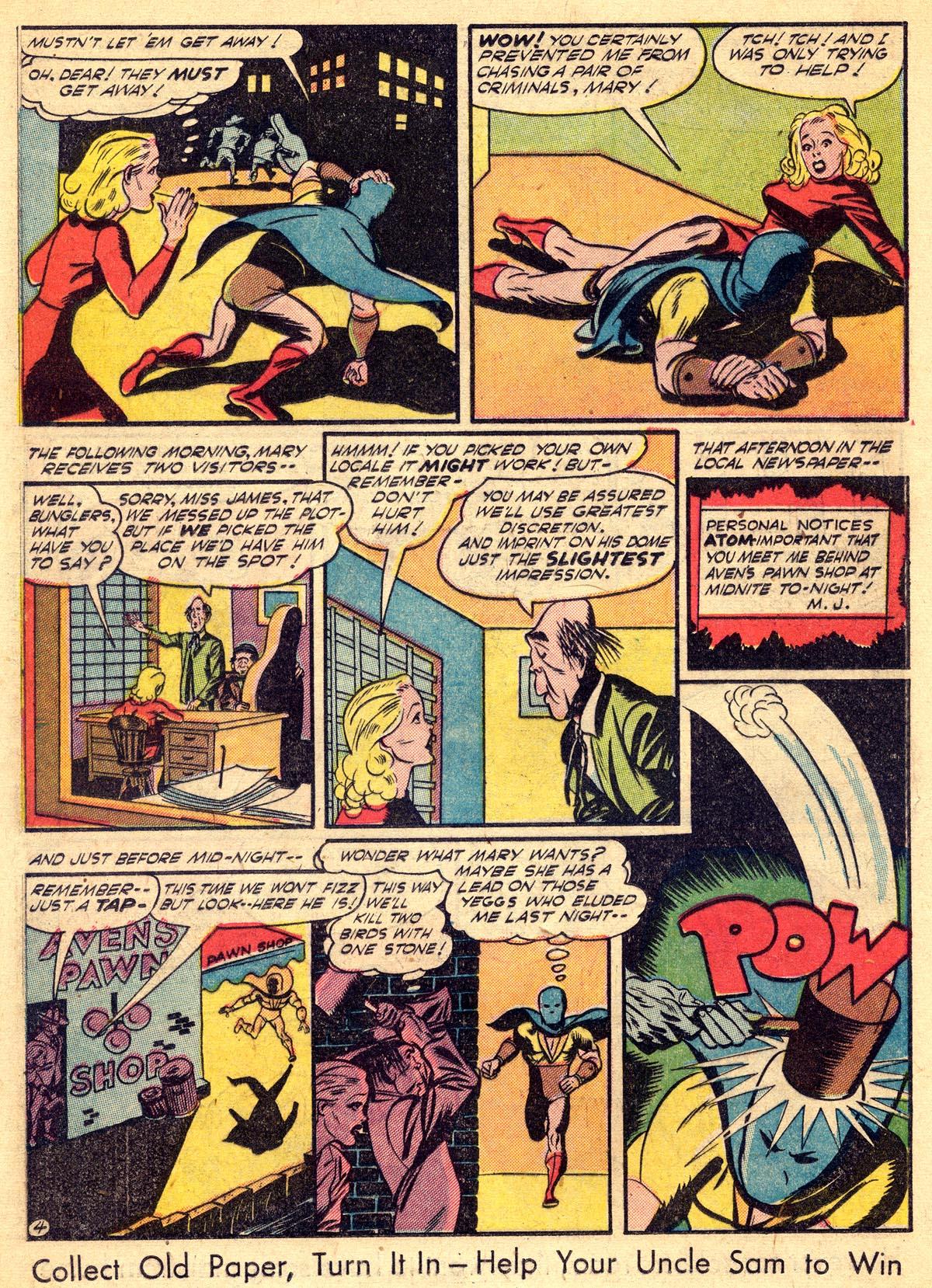 Read online All-American Comics (1939) comic -  Issue #60 - 24