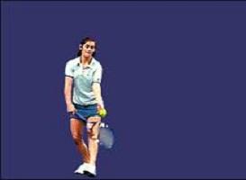 Cara Melakukan Servis Tenis Lapangan dengan Baik,Cepat dan Terarah
