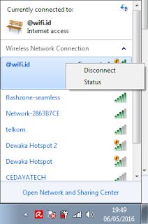[Worked] Cara Logout Dari Wifi.Id