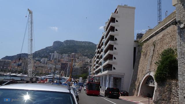 Monte Carlo, Boulevard Louis II