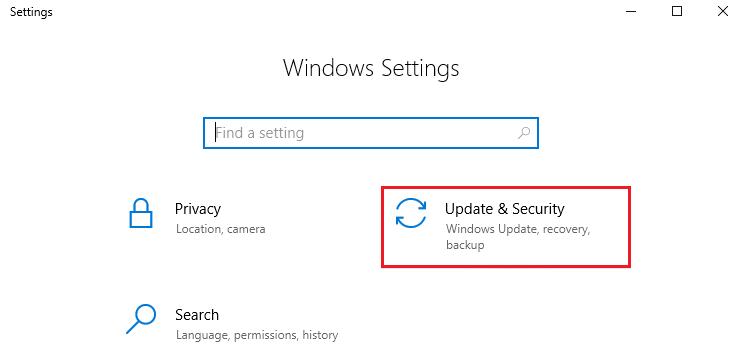 Gỡ bỏ cập nhật và quay lại windows 10 phiên bản trước