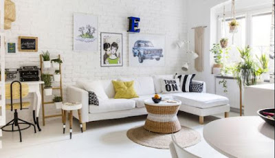 Minimalist Living Room Decorating Tips With Yourself