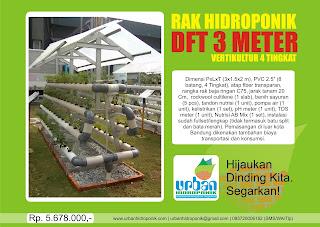 urban hidroponik, jasa hidroponik