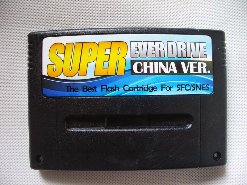 Super everdrive china version