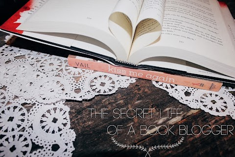 Tag Tuesday: The Secret Life Of A Book Blogger