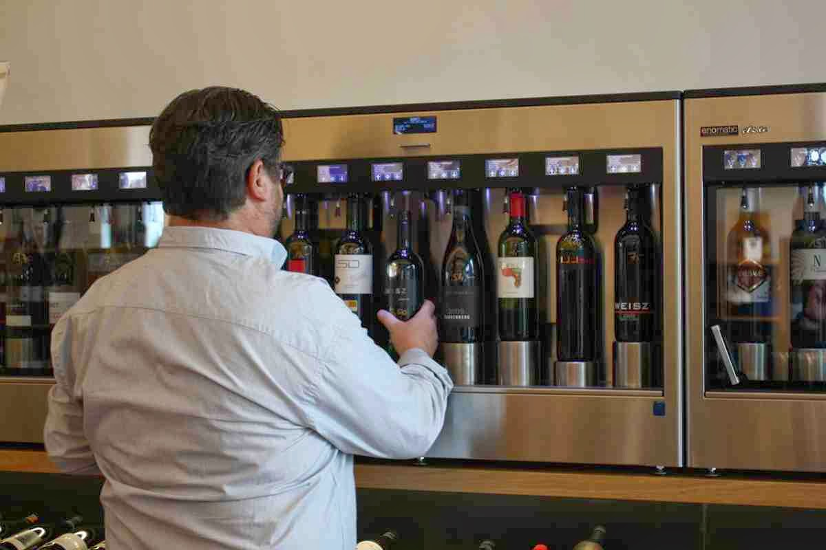 Nachhaltige Weinverkostung im Haus am Kellerplatz in Purbach © Copyright Monika Fuchs, TravelWorldOnline